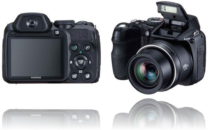 Fujifilm italia for Fujifilm finepix s2000hd prix